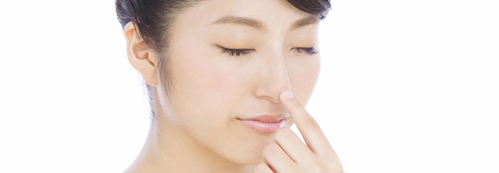 団子鼻の原因とは?